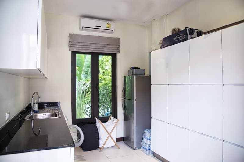 Banyan villa for sale in Hua Hin Laundry Room