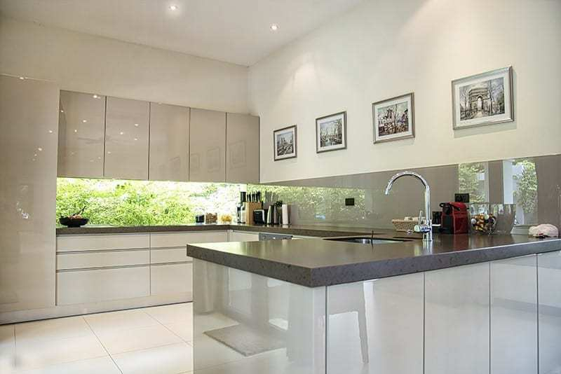 Banyan villa for sale in Hua Hin Kitchen