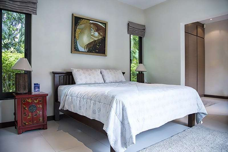 Banyan villa for sale in Hua Hin Luxury Bedroom