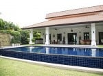 Banyan villa for sale in Hua Hin Pool View