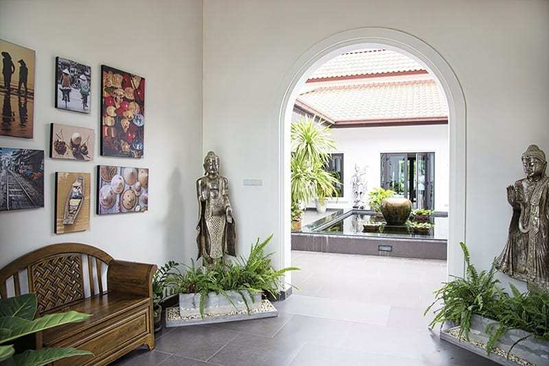 Banyan villa for sale in Hua Hin Garden View