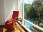 Apartment for sale in the heart of Hua Hin balcony