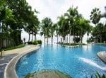 Apartment for sale in the heart of Hua Hin pool