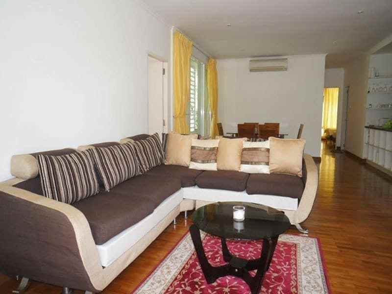 Apartment for sale in the heart of Hua Hin open plan