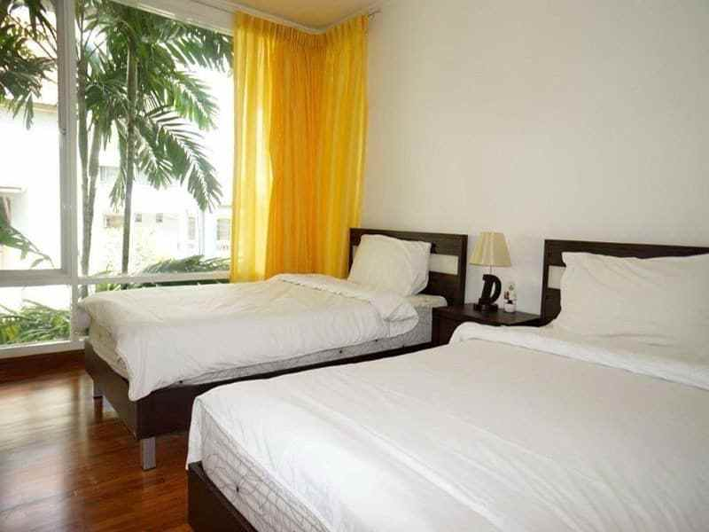 Apartment for sale in the heart of Hua Hin twin room