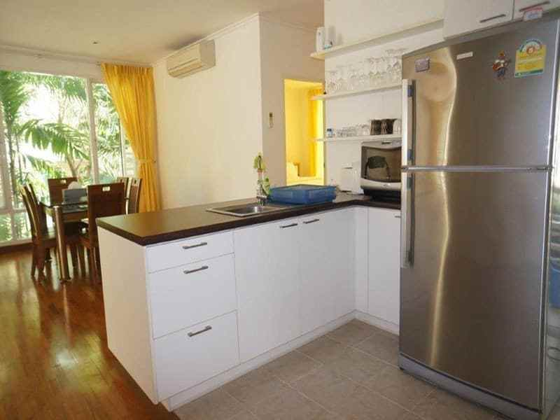 Apartment for sale in the heart of Hua Hin kitchen