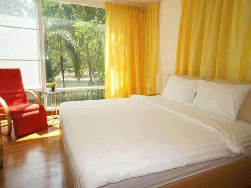 Apartment for sale in the heart of Hua Hin master bedroom