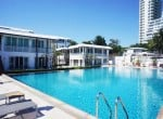 Condo for sale in Hua Hin Khao Takiab at the beach pool view