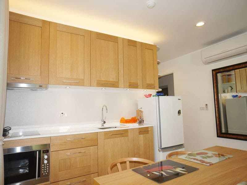 Condo for sale in Hua Hin Khao Takiab at the beach kitchen