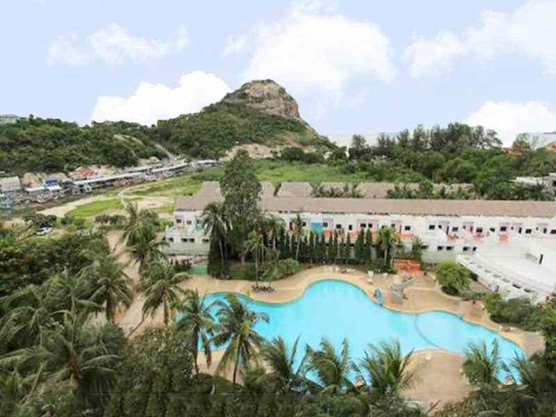 Condo for sale in Hua Hin with panoramic sea views