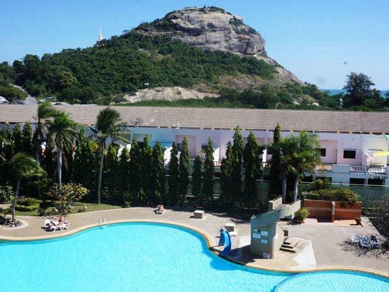 Condo for sale in Hua Hin with panoramic sea view pool view