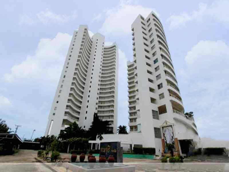 Condo for sale in Hua Hin with panoramic sea view condo