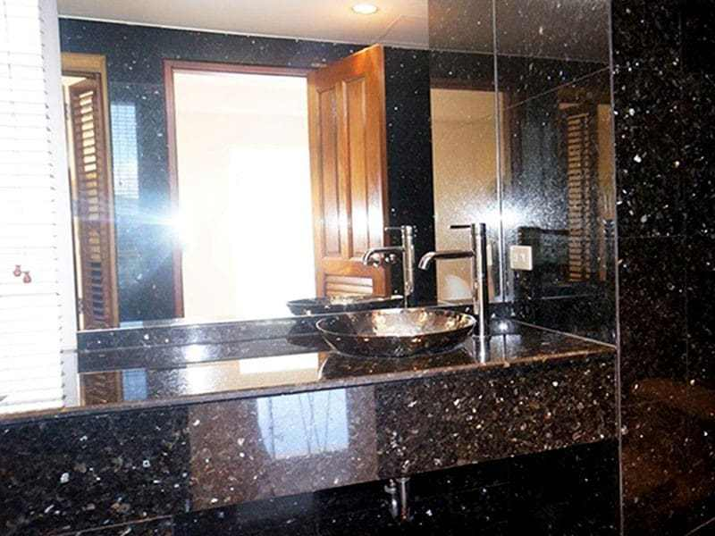 Condo for sale in Hua Hin with panoramic sea view bathroom