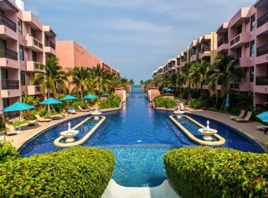 Luxury one bedroom condo for sale in Hua Hin Marakesh