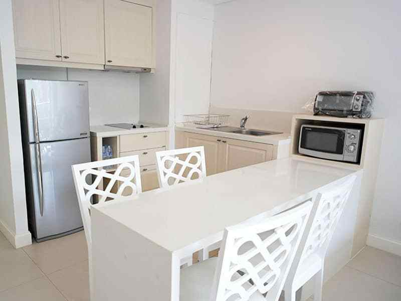 Luxury one bedroom condo for sale in Hua Hin kitchen