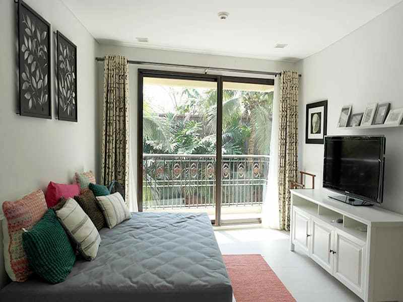 Luxury one bedroom condo for sale in Hua Hin lounge