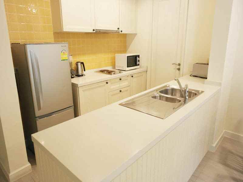 Condo for sale in premium location in Hua Hin kitchen