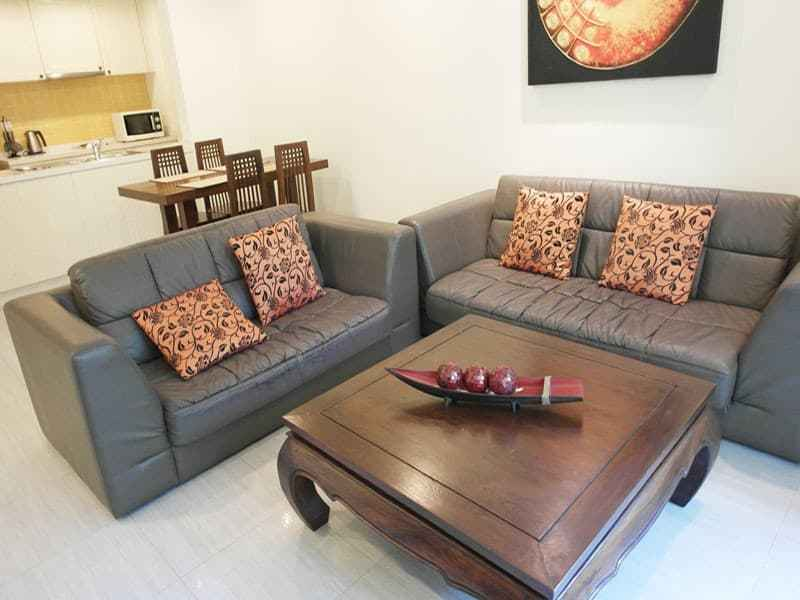 Condo for sale in premium location in Hua Hin open plan