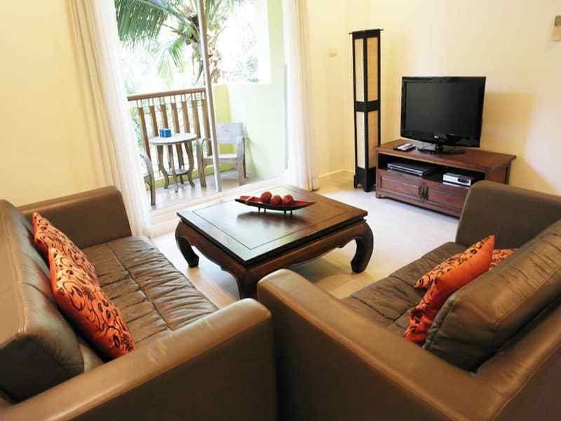 Condo for sale in premium location in Hua Hin lounge