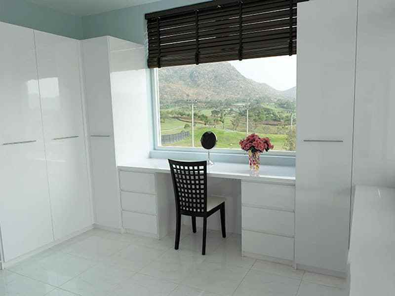 Large two storey house for sale in Hua Hin closet