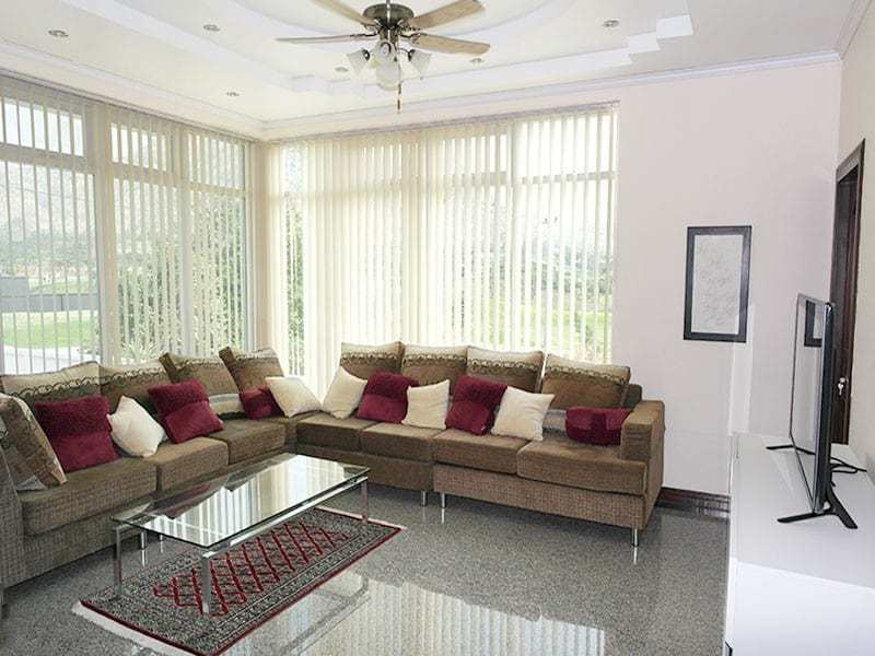 Large two storey house for sale in Hua Hin tv room