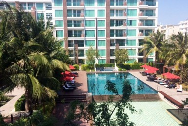 Perfect location condo apartment for sale in Hua Hin amari