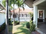 Modern home in good condition for sale in Hua Hin garden