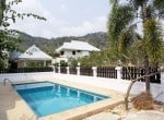 House for sale in the center of Hua Hin garden