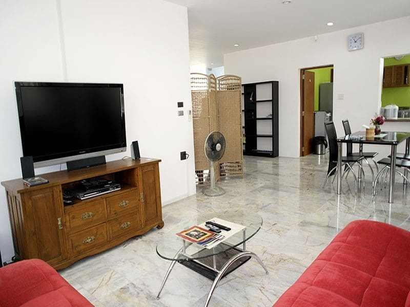 House for sale in the center of Hua Hin lounge
