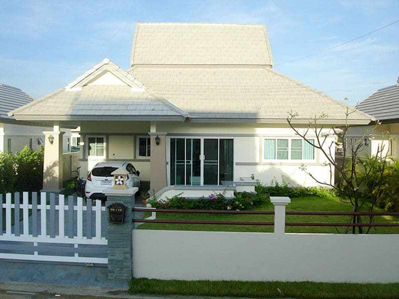 Nice basic home for sale in Hua Hin Thailand house