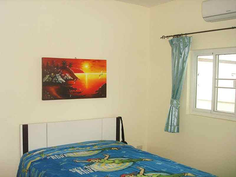 Nice basic home for sale in Hua Hin Thailand guest room