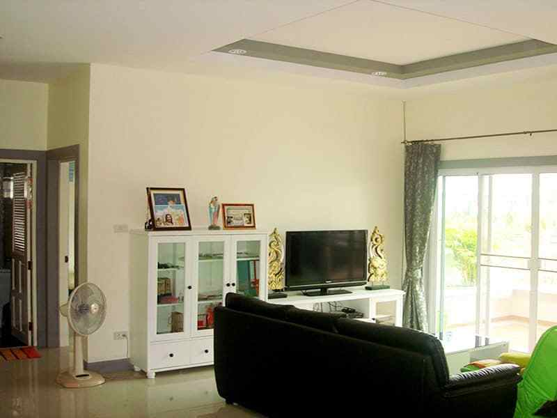 Nice basic home for sale in Hua Hin Thailand living