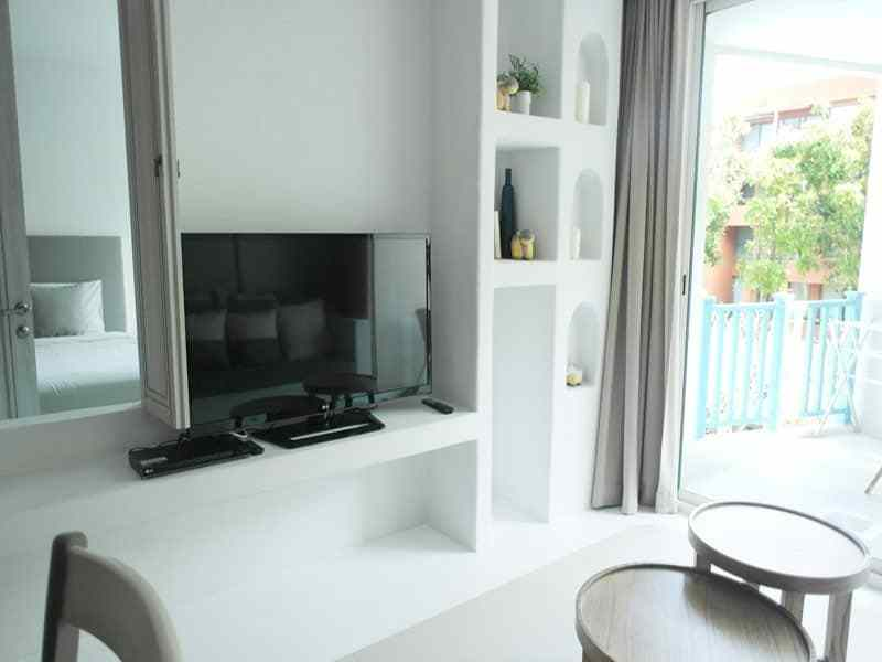 Beautiful condominium for sale in Thailand Hua Hin lounge