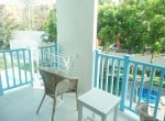 Beautiful condominium for sale in Thailand Hua Hin balcony