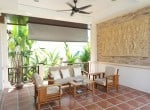High quality home for sale in Hua Hin Thailand terrace