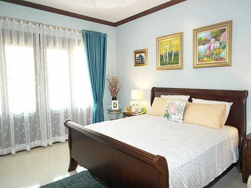 High quality home for sale in Hua Hin Thailand guest room