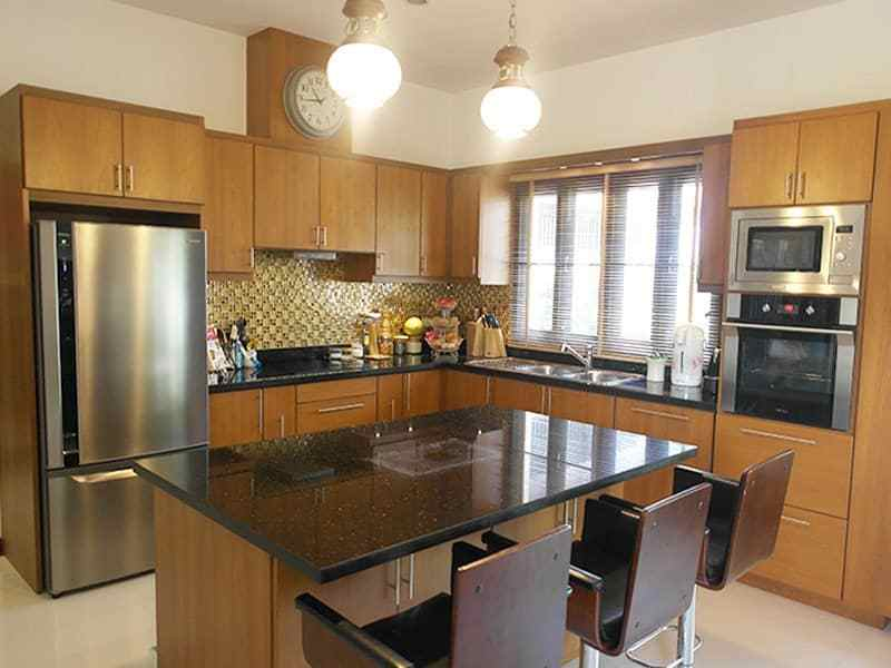 High quality home for sale in Hua Hin Thailand kitchen