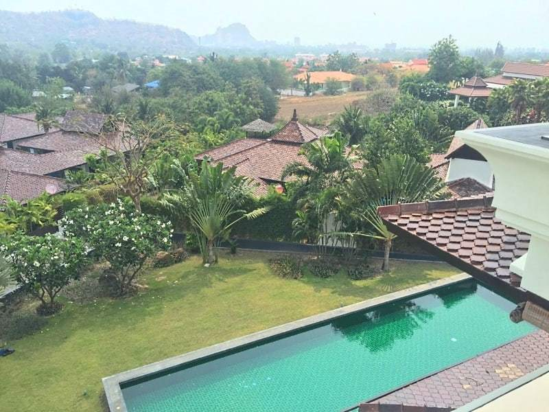Massive condo for sale in Hua Hin view