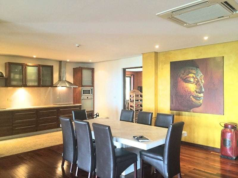 Massive condo for sale in Hua Hin open plan