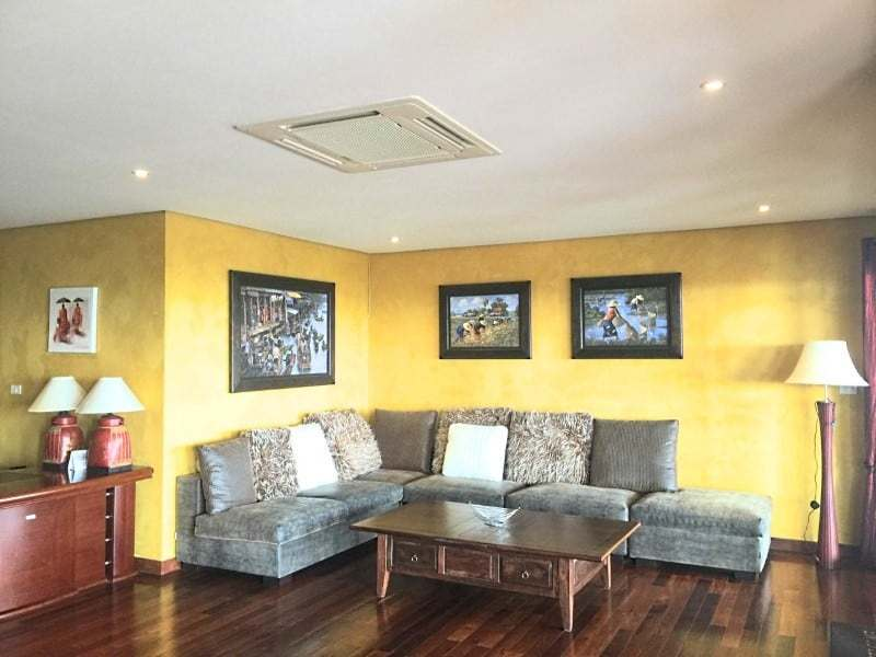 Massive condo for sale in Hua Hin lounge