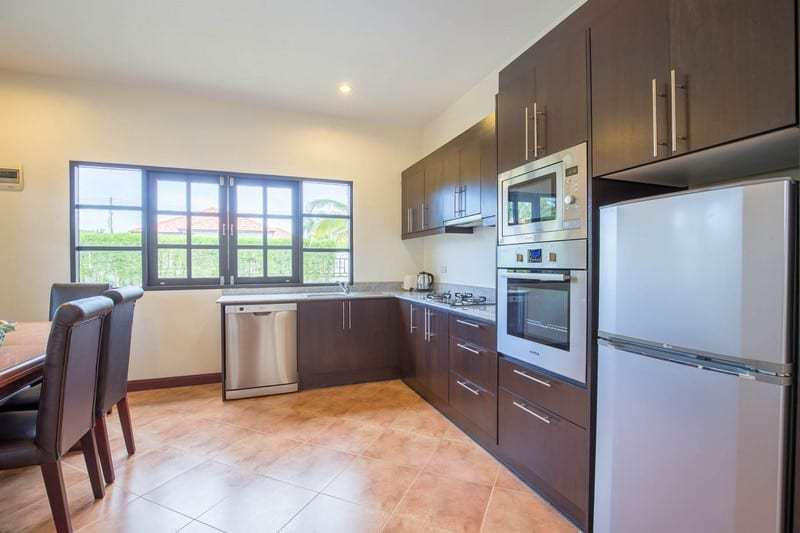 Hua Hin Orchid Paradise Homes for sale Kitchen