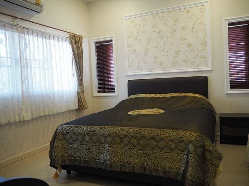 Home for sale in Hua Hin Thailand Master Bedroom