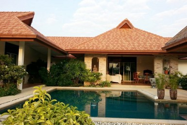 Unique house for sale in Hua Hin house view