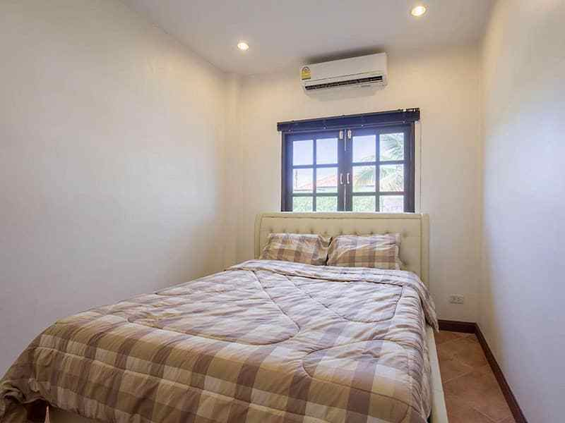 Hua Hin Orchid Paradise Homes for sale bedroom 3