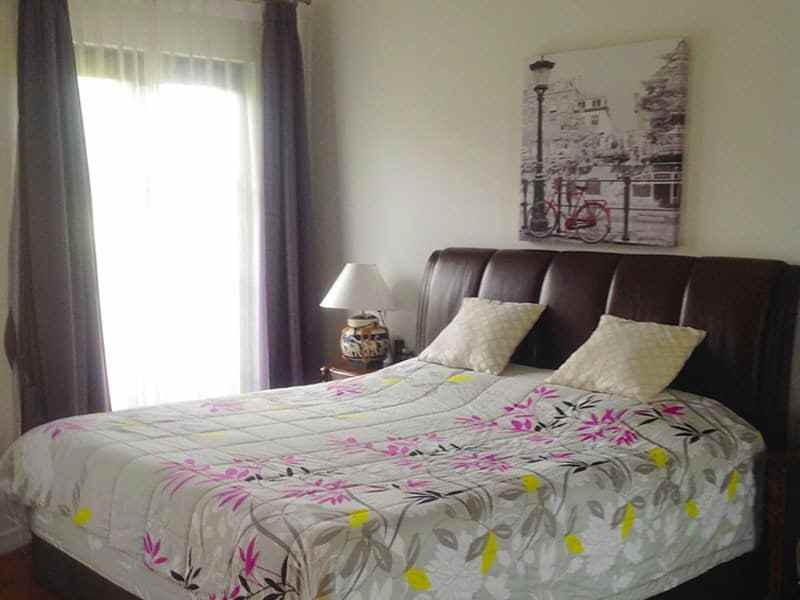 Palm Hills Hua Hin villa for sale bed 1