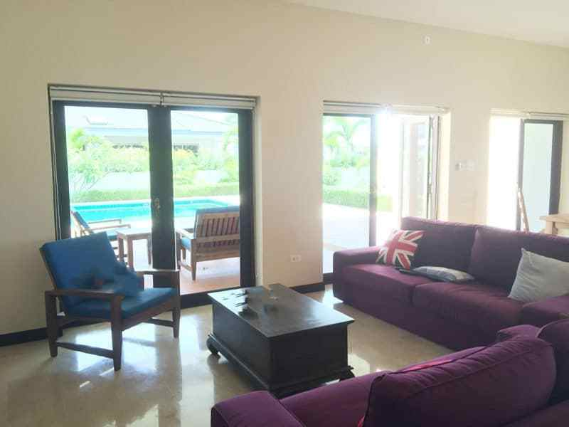 Pool villa for sale in Hua Hin close to Black Mountain living