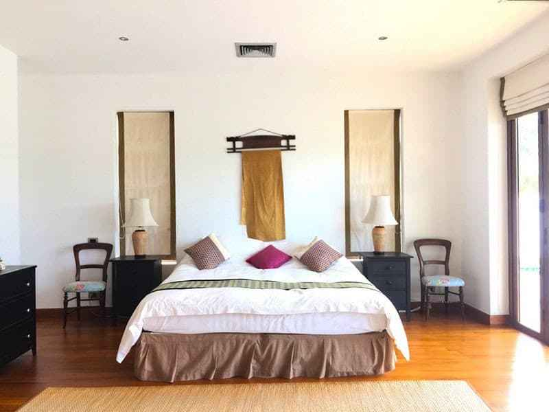 Luxury Home with swimming pool for sale Hua Hin bed 1