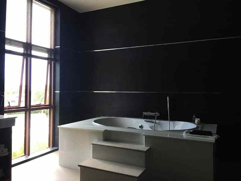 Luxury Home with swimming pool for sale Hua Hin bathroom 1