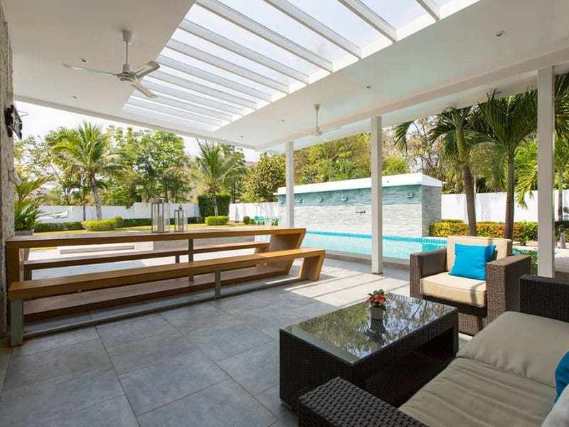 Luxury pool home for sale Hua Hin Garden 2