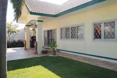 Home for sale in Hua Hin Thailand Hiuse view